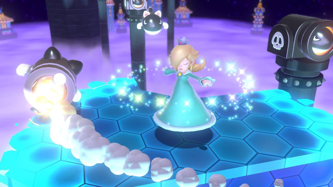 Super Mario 3D World: How to unlock Rosalina