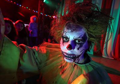 """""""الهالوين"""" احتفالات مرعبة بالصور حول العالم"""