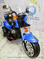 samping pliko pk6900 new harley blue motor mainan anak