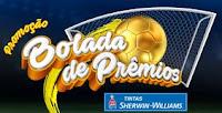 Promoção Bolada de Prêmios Tintas Sherwin-Williams boladadepremios.com.br