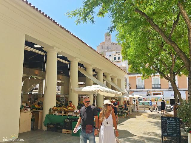 Mercat vell Mercado Viejo
