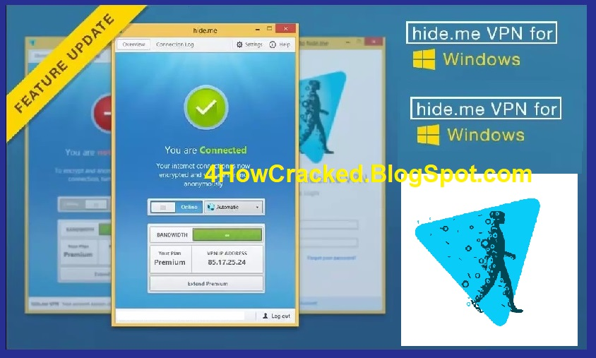 Hide me VPN 3 0 6 With Cracked (Latest Version) 2019 - 4HowCracked