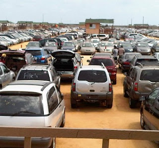 Federal Government's ban on the importation of vehicles