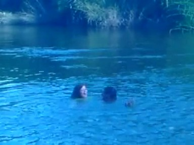 Cobra mata duas meninas em rio em Itajubá-MG