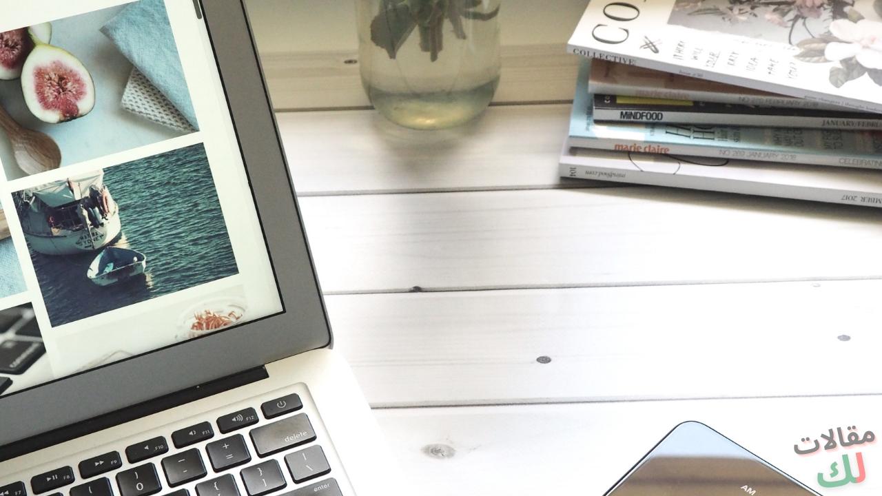 أعمال التدوين عبر الهاتف الجوال للمبدتيئن