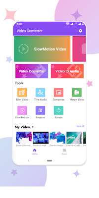 تطبيق VidSoftLab – Video Converter