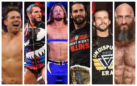 Análise de Portugal #40 - Seis nomes de quem muito se espera na WWE em 2019