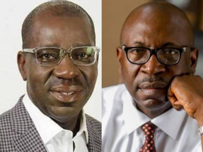 Governor Obaseki wins Edo governorship election