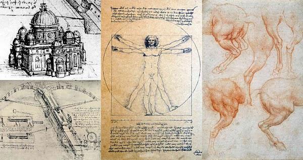 Anotaciones de Leonardo da Vinci (PDF)
