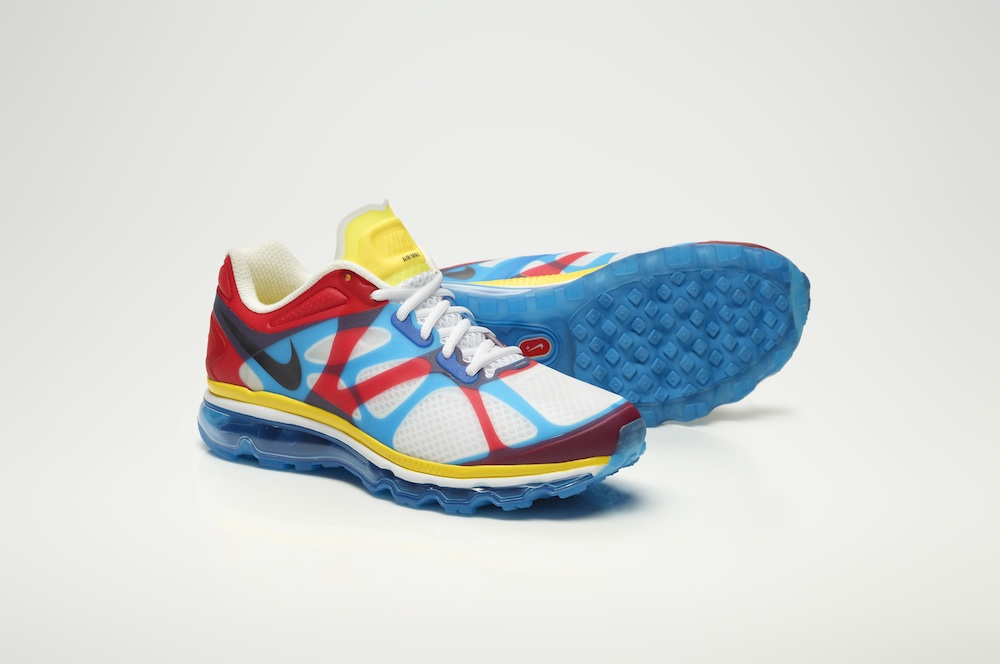 e2785dc02cce BOLD COLOR POPS-in technical running BB shoes embedded with Hyperfuse  technology-lightweight in 3 layers of stability