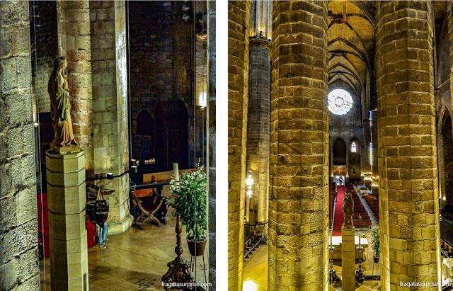 Altar-mor da Basílica de Santa Maria del mar, Barcelona