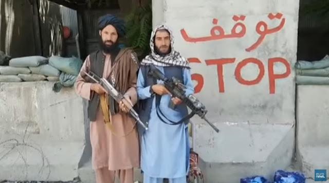 Αφγανιστάν: Τρόμος από τους Ταλιμπάν στους δρόμους της Καμπούλ (βίντεο)