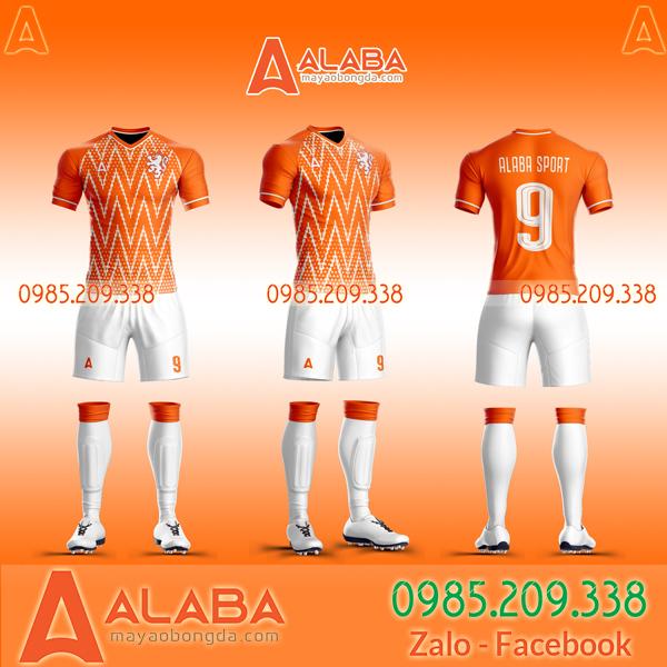 Áo bóng đá Hà Lan đẹp