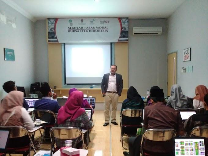 Workshop Pasar Modal Syariah 2017