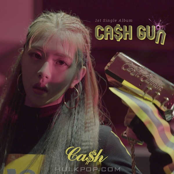 DJ Ca$h – CASH GUN – Single  (FLAC)