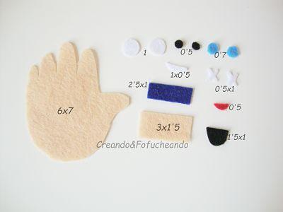 piezas-y-medidas-emoji-choca-esos-5-en-Fieltro-CreandoyFofucheando