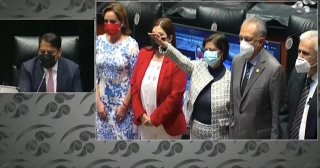 Ratifican a Blanca Elena Jiménez Cisneros como embajadora de México en Francia