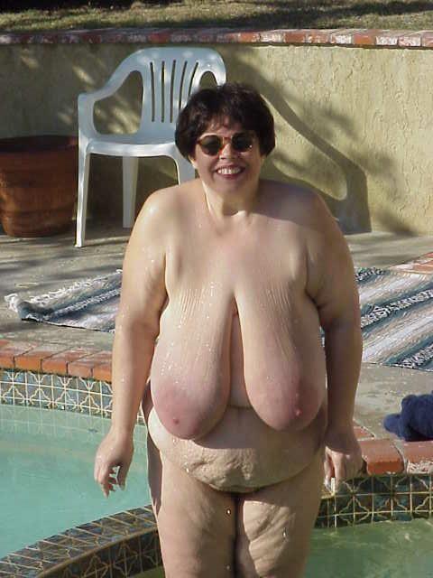 Big Fat Lady Nude