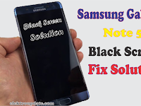 Mengatasi Samsung Galaxy Note 5 Black Screen