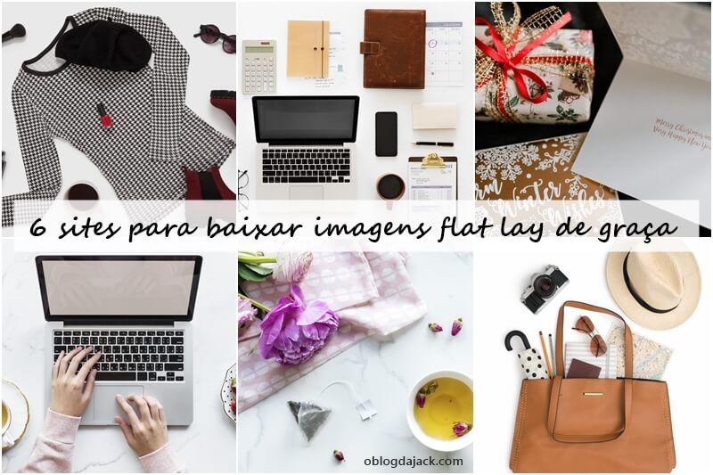 6 sites para baixar imagens flat lay de graça