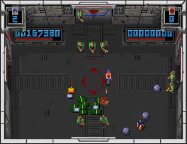 Smash TV - versión Arcade
