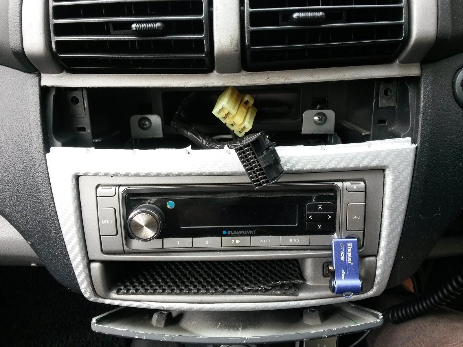 Diy Steering Audio Control Proton Persona