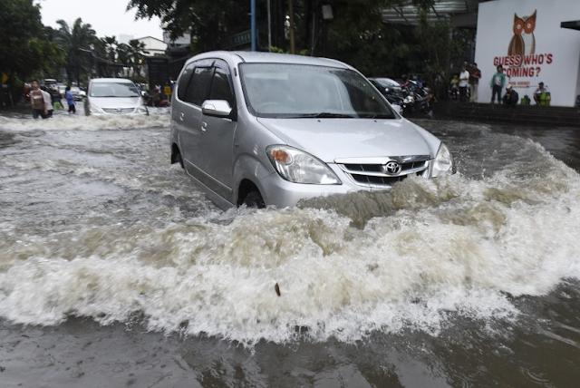jakarta banjir