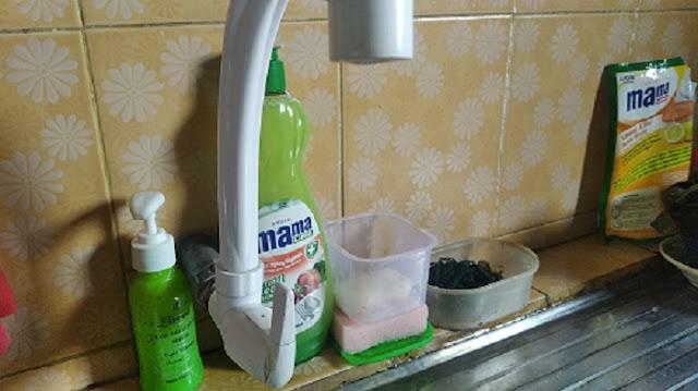 Review Sabun Cuci Piring Untuk Cuci Tangan & Manfaatnya Untuk Disinfektan