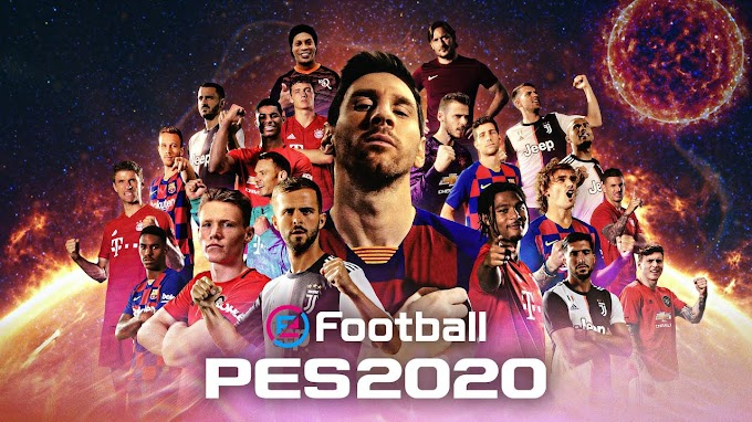 Download PES 2020 Apk Obb 4.1.1 (eFootball) for Android