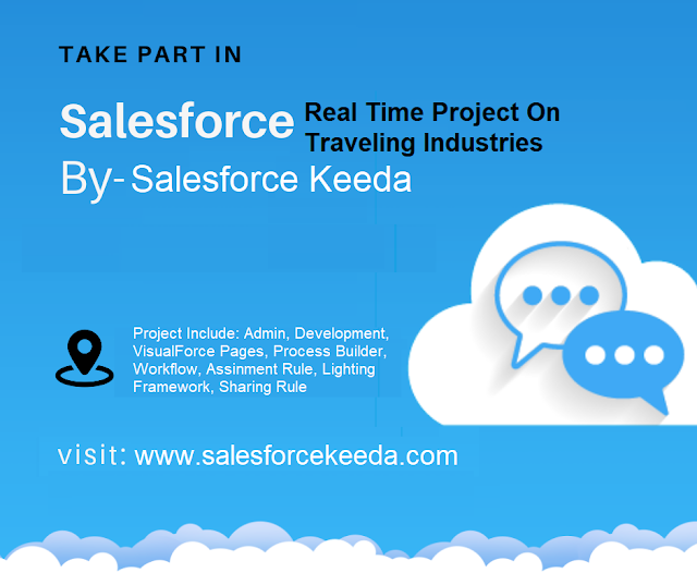 Salesforce Real Time Project For Practice