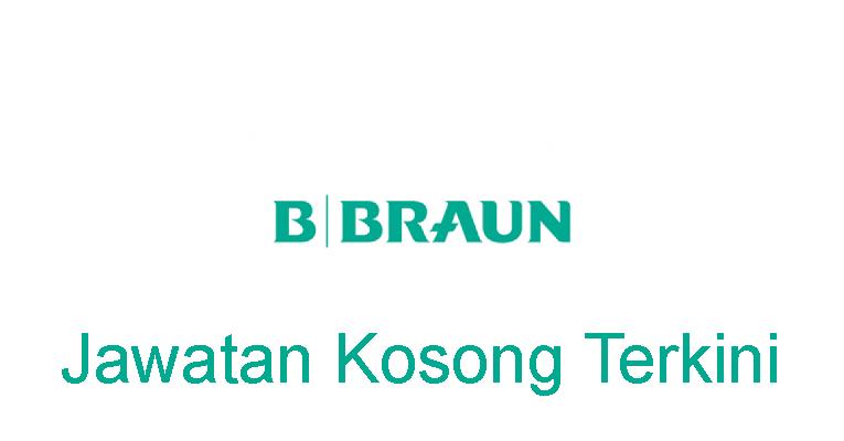 Kekosongan di B. Braun Medical Industries Sdn Bhd