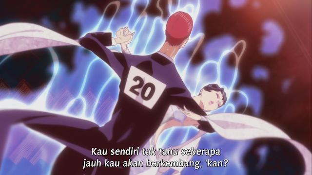 Ballroom e Youkoso Episode 04 Subtitle Indonesia