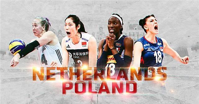 POLIDEPORTIVO NEWS: Vóley: Polonia y Holanda acogerán el Mundial Femenino 2022