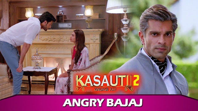 Bajaj Trap : Prerna to protect Anurag from Mr Bajaj evil traps in Kasauti Zindagi Kay