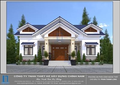 Biệt thự đẹp Long Bình Tân Biên Hòa