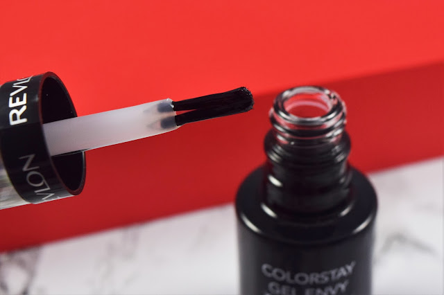 Revlon Colorstay Gel Envy Diamond Top Coat Brush