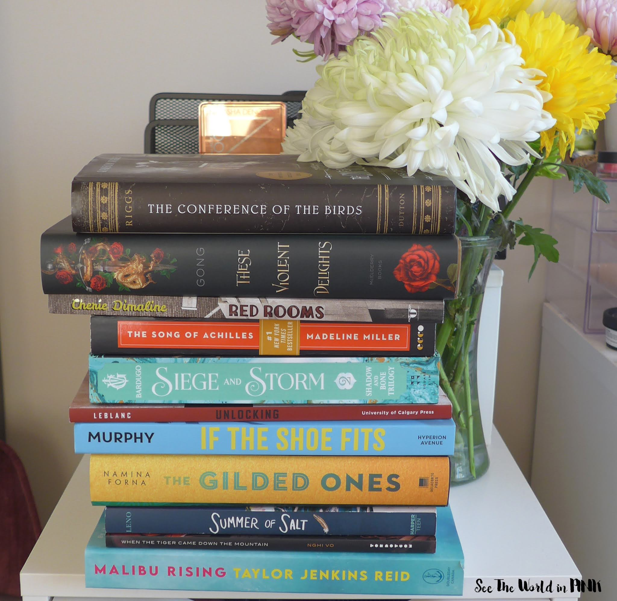 Quarterly Reading Wrap-up - July to September 2021