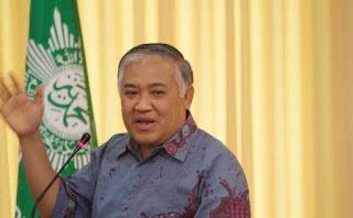 Mantan Pimpinan Pusat Muhammadiyah, Din Syamsuddin: Kalau Ahok Lepas, Saya Pimpin Perlawanan - Commando
