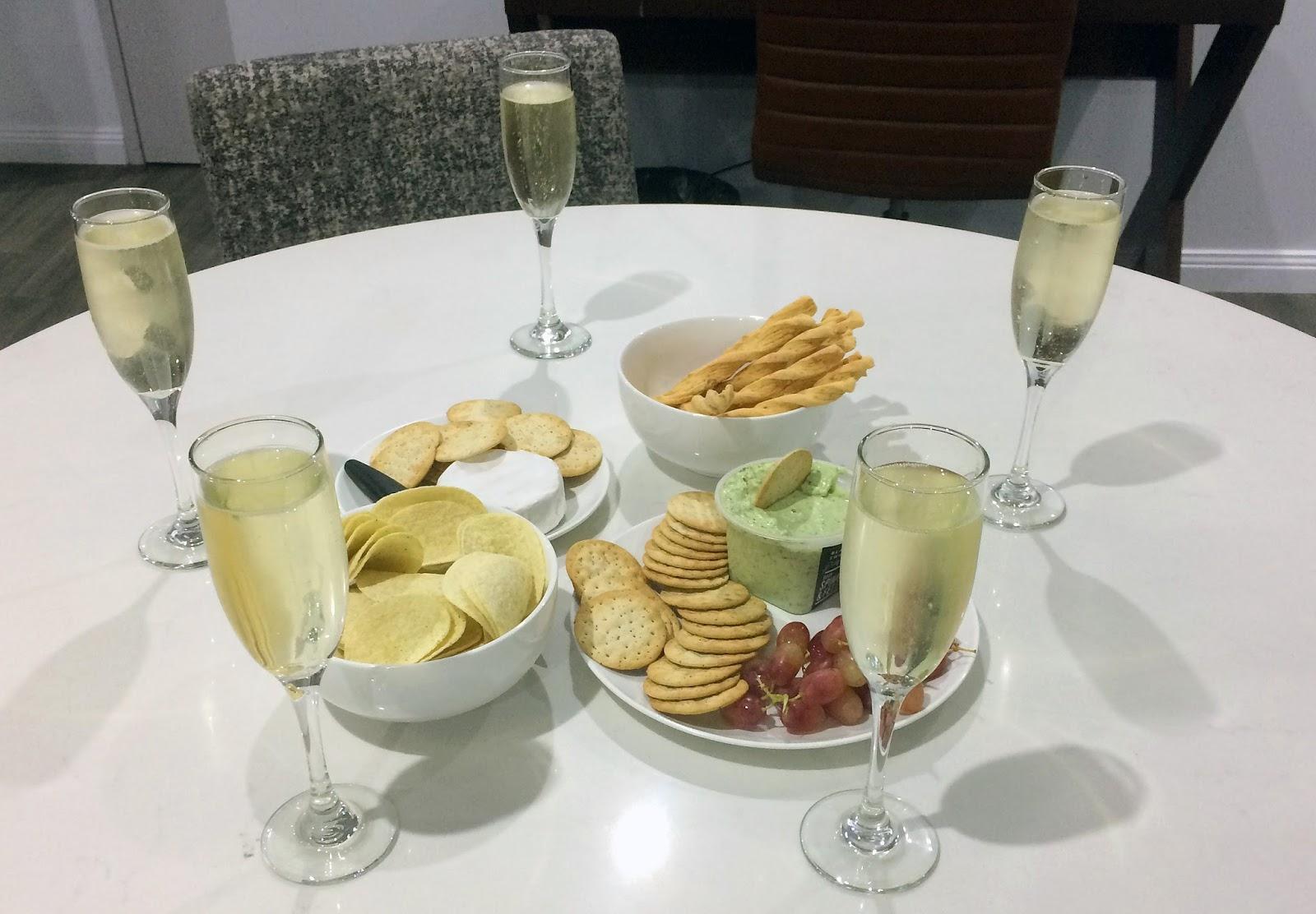 Meriton Church Street Parramatta Wine and Cheese