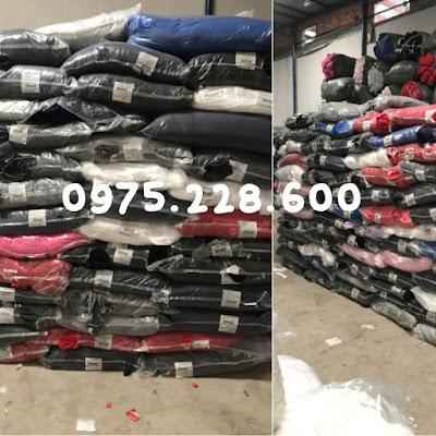 Địa chỉ thu mua vải tồn kho giá cao tại Thành Phố Hồ Chí Minh