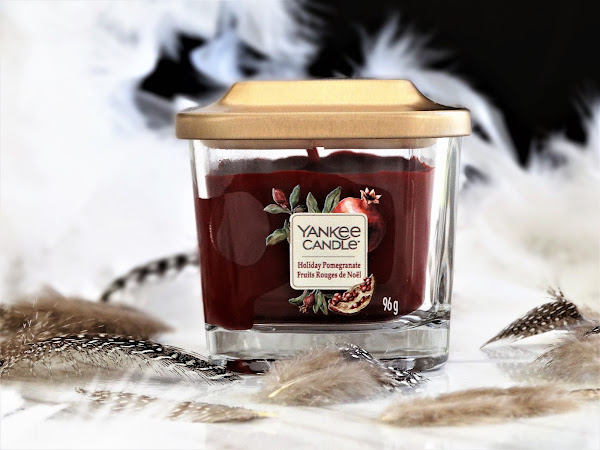 Holiday Pomegranate - Yankee Candle Elevation Collection