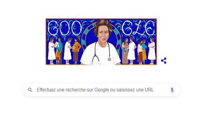 Tunisie : Google célèbre la mémoire de Tawhida Ben Cheikh, la première femme médecin en Maghreb