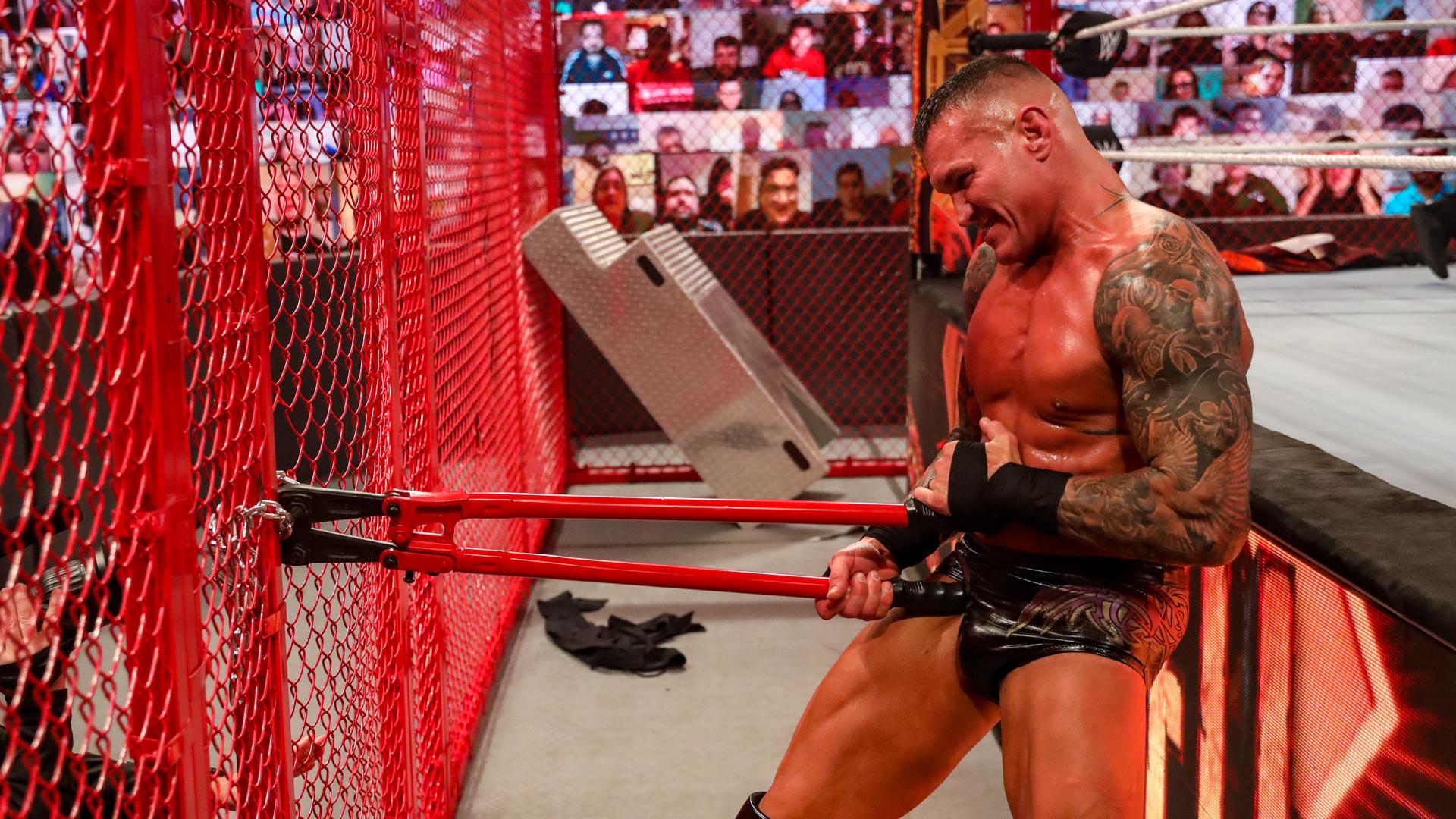 Curiosidade sobre a vitória de Randy Orton no WWE Hell in a Cell
