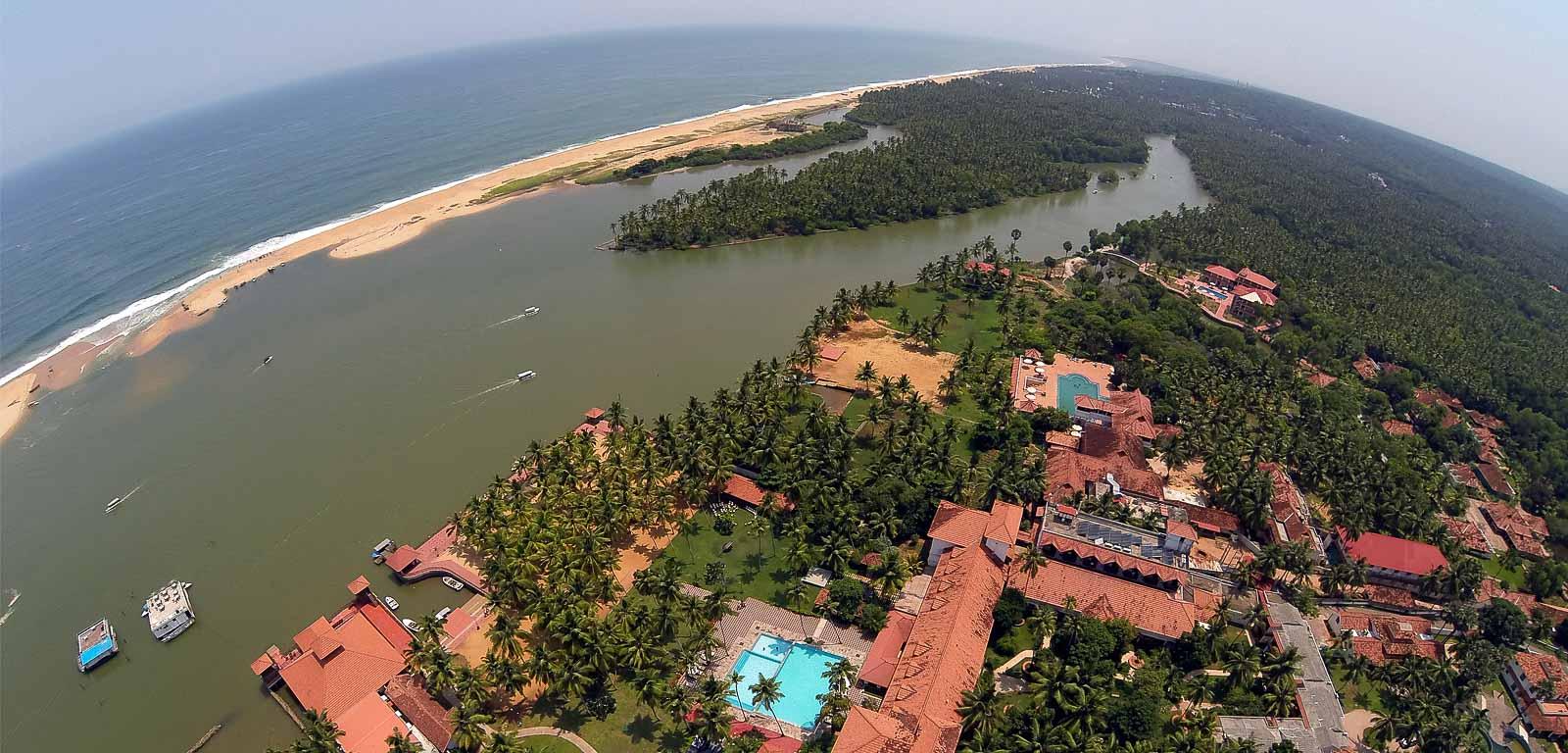 Poovar Island Resort Kovalam