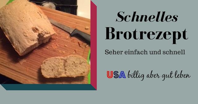 Auch in den USA knackiges Brot essen