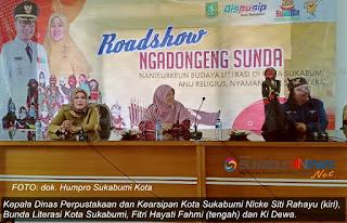 Istri Wali Kota Sukabumi