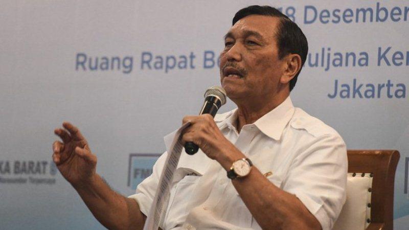 Menteri Luhut: Pariwisata Penyumbang Devisa Paling Menjanjikan di Masa Depan