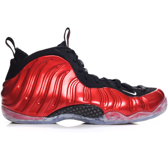 free shipping d42b1 023d2 Nike Foamposite One Metallic Red Feb. 4 2012