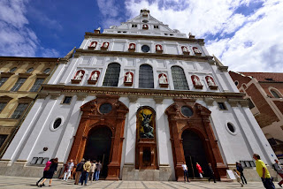 Iglesia de San Miguel de Munich