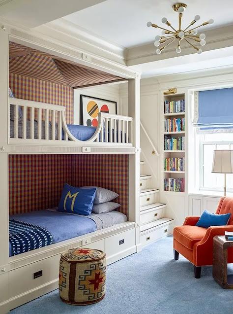 ديكورات غرف نوم اطفال صغيرة جدا